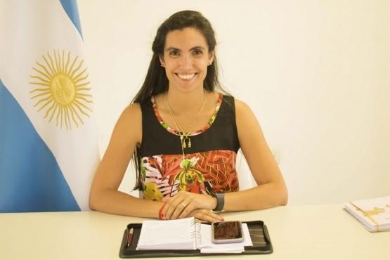 Secretaria de Producción, Tania Sasso.