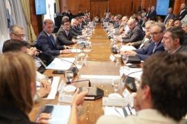 Santa Cruz presente en el Consejo Federal del Transporte