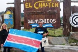 Otro veterano de guerra fue declarado visitante Ilustre de El Chaltén