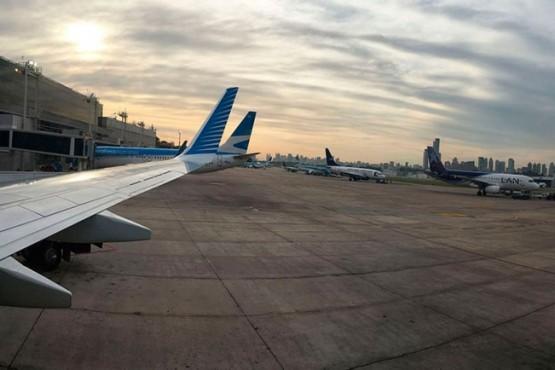 Aerolíneas Argentinas retoma vuelos en Tierra del Fuego