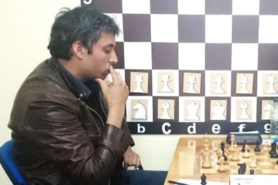 El campeón obtuvo cinco puntos sobre seis posibles.