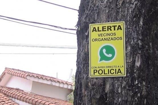 Vecinos en alerta (foto ilustrativa)