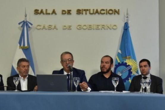 El anunció lo realizó el ministro de Economía y Crédito Público, Oscar Antonena.