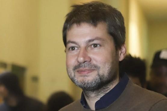 El ministro de Turismo y Deportes, Matias Lammens.