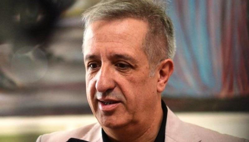 Oscar Antonena, Ministro de Economía.