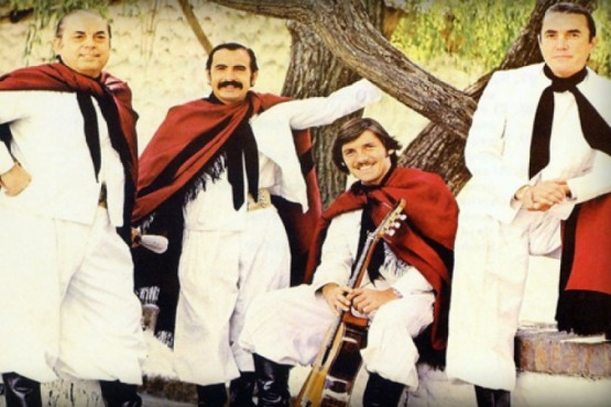 El cuarteto que cantó por 5 décadas.
