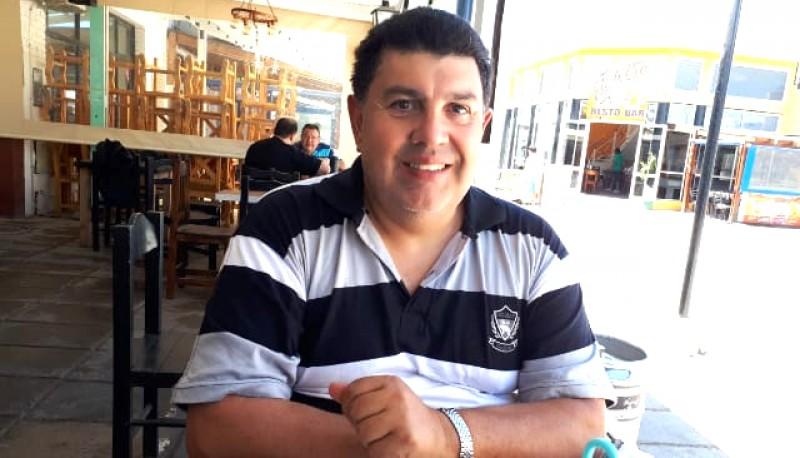 Andrés Fernández Cabral fue víctima de un robo cibernético.