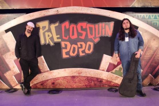 Walter y Agustín.