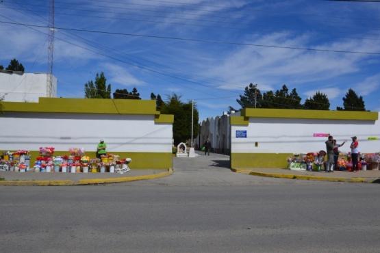 Cementerio de Río Gallegos.