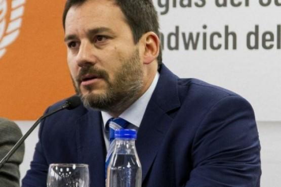 Secretario de Gobierno, Diego Carol