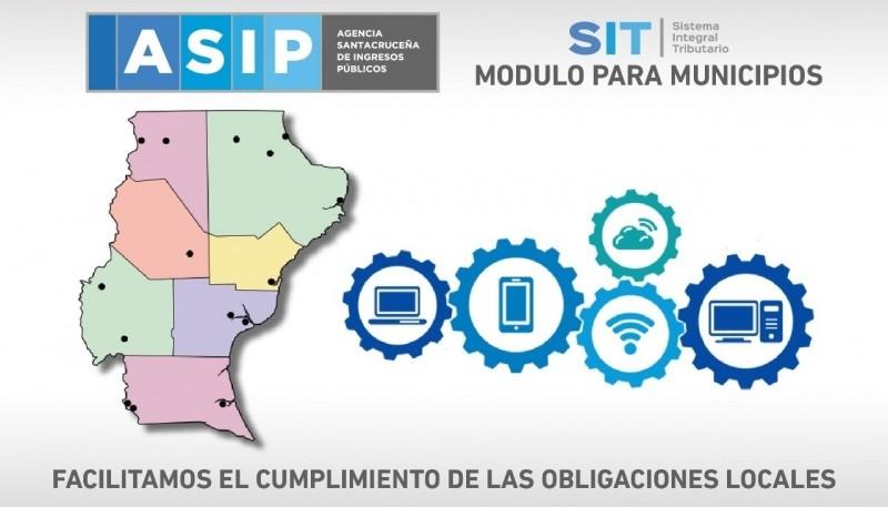Recientemente las autoridades de la ASIP mantuvieron ycoordinaron reuniones de trabajo con los primeros municipios interesados, las localidades de: Comandante Luis Piedra Buena, El Chaltén, Puerto Deseado y Puerto Santa Cruz.