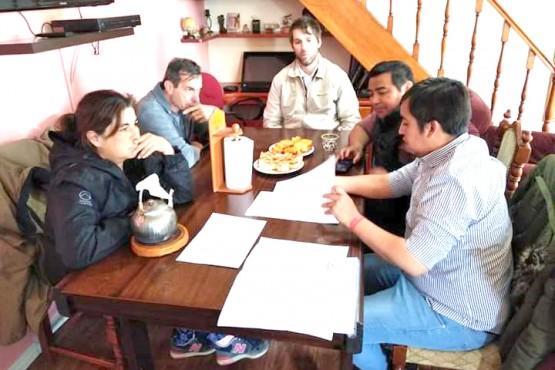 Primeras reuniones de Abordaje Territorial de la AGVP
