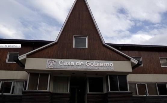 Casa de Gobierno.