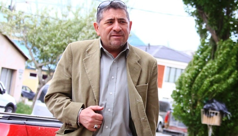 Ismael Enrique, Vicepresidente del Consejo Provincial de Educación de Santa Cruz.