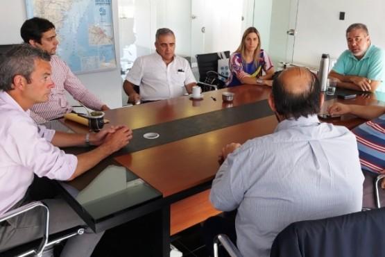 Cittadini recibió a las autoridades de Petrominera.