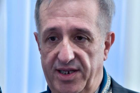 Ministro de Economía y Crédito Público de la Provincia, Oscar Antonena.