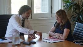 Río Turbio es una de las prioridades en la agenda de Nación y Provincia