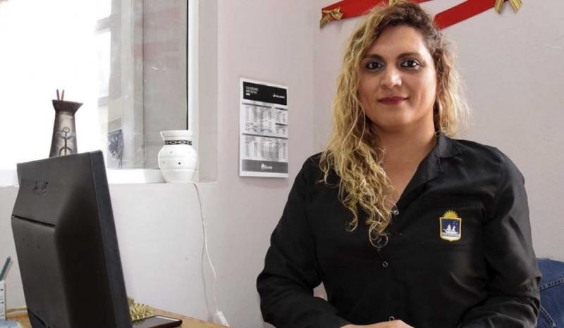 Giuliana Tobares.