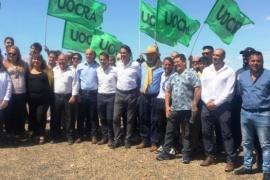 """""""Es fundamental estar unidos para concretar  las obras esenciales para la región"""""""