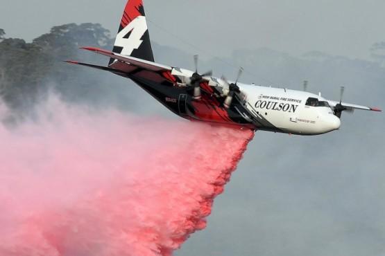Avión cisterna (France24)