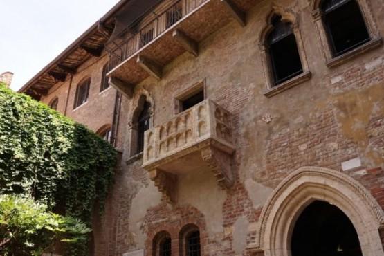 La casa de Julieta.