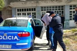 Allanamiento y detención tras el robo en una vivienda