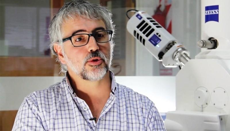 Leandro Sokolovsky, investigador de CONICET