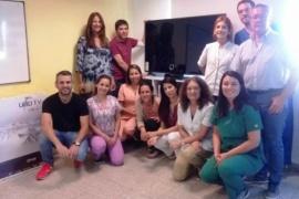 Nuevo equipo de videoconferencias para el Centro Materno Infantil