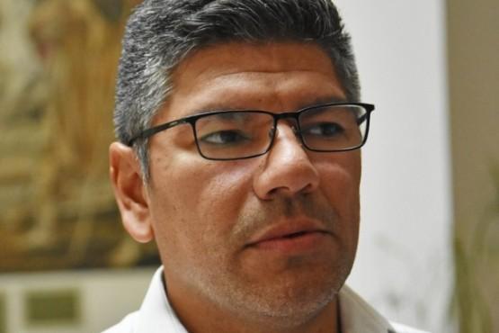 El Subsecretario de Pesca, Gabriel Aguilar.