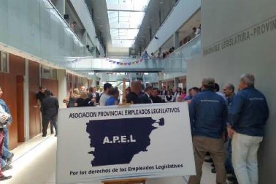 Trabajadores de APEL (Imagen de archivo)