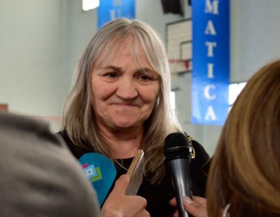 Bárbara Weinzettel.