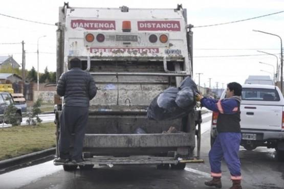 Camión recolector de residuos (Imagen ilustrativa)