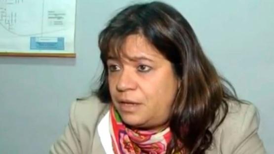 Rosalía Zárate.