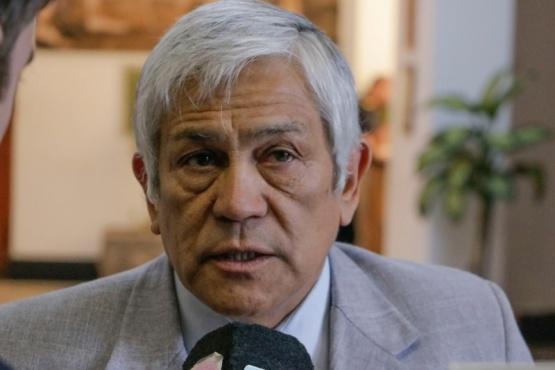 Intendente de El Maitén, Oscar Currilen.