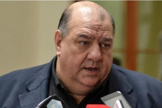El ministro de Turismo y Áreas Protegidas de la Provincia, Néstor Garcia