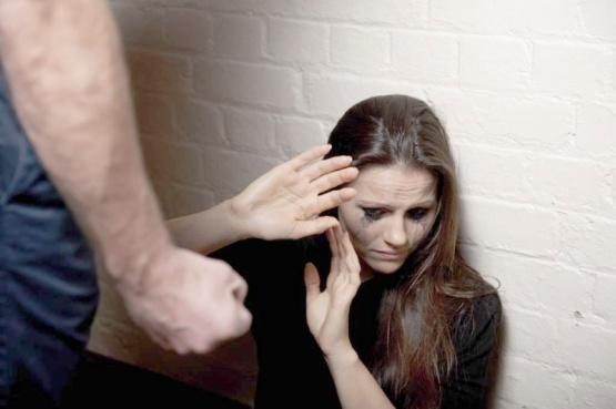 Si sos víctima de violencia, no te calles, denunciá (foto ilustrativa).