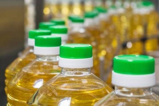 Aceite de girasol (Imagen ilustrativa)