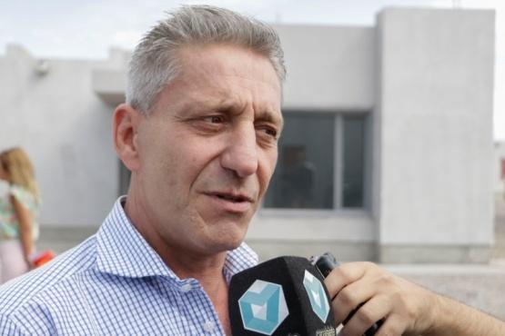 El gobernador del Chubut, Mariano Arcioni.