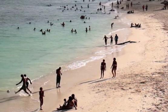 Terremoto en el caribe.