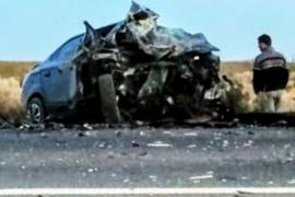 Familia oriunda de Santa Cruz murió en accidente de tránsito