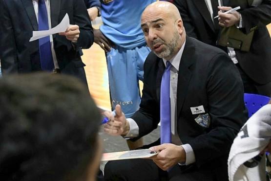 Javier Bianchelli, técnico de Hispano Americano.