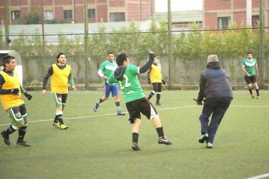 Muchos goles se marcaron en la jornada del pasado miércoles.