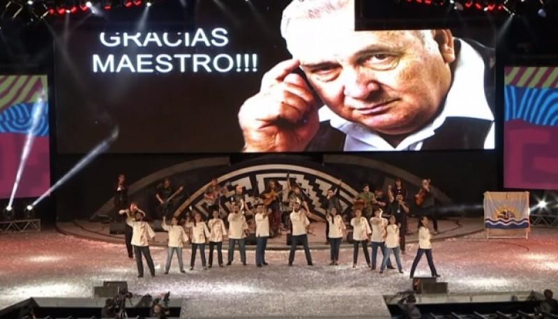 Final de la presentación (Captura de video).