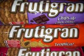 ANMAT prohibió la venta de las galletas 'Frutigran'