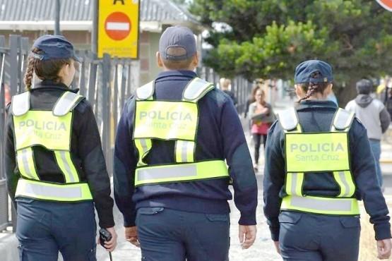 Policías (foto Ilustrativa – Archivo).