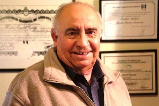 Director del CEMNPA, Héctor Tejada.