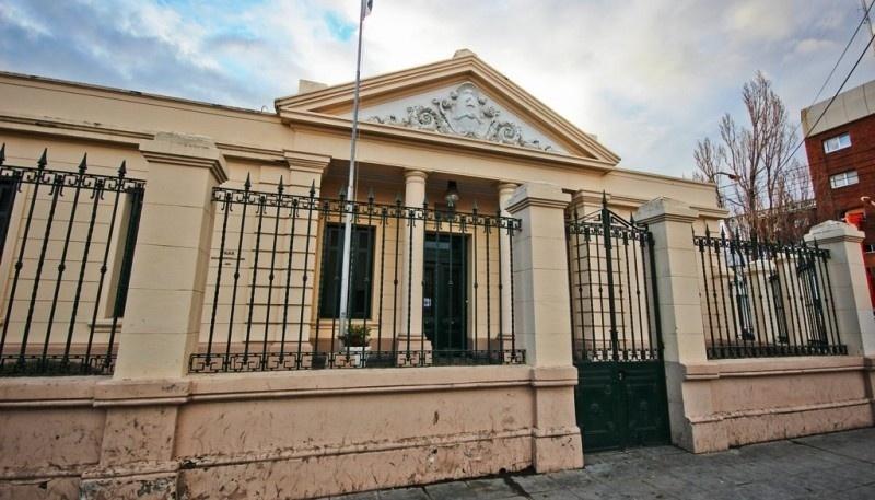 Juzgado Federal de Río Gallegos (foto archivo).