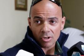 """Mazzei: """"El incendio en Puerto Madryn se encuentra controlado"""""""