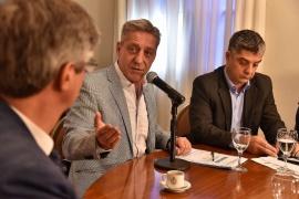 """Mariano Arcioni: """"El Estado no se detiene en discusiones sin sentido"""""""