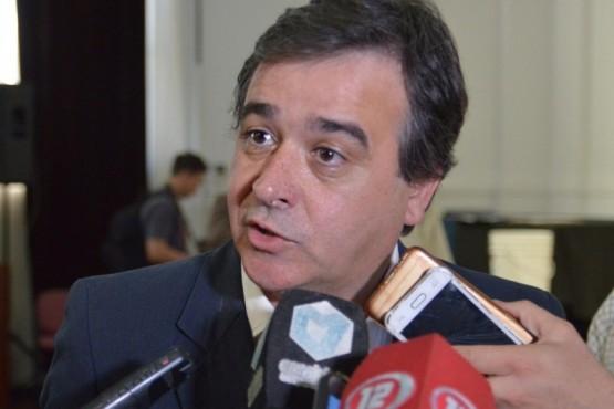 El ministro de Educación, Andrés Meiszner